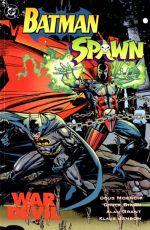 Couverture Batman/Spawn : War Devil