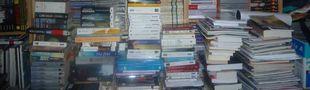 Cover Ma pile de livres à lire