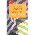 Couverture Mémoire espagnole