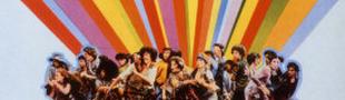 Illustration cheveux gras et jean troué, la classe des années 70!