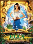 Affiche Ella au pays enchanté
