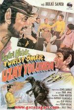 Affiche Turkish Star Trek