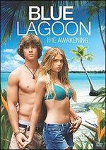 Affiche Les Naufragés du lagon bleu