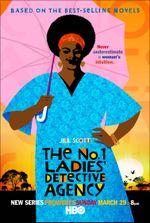 Affiche L'Agence n° 1 des dames détectives