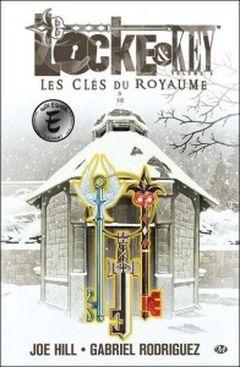 Couverture Les Clés du Royaume - Locke & Key, tome 4