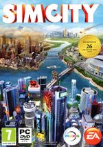 Jaquette SimCity