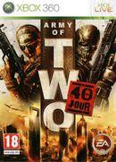 Jaquette Army of Two : Le 40ème Jour