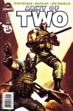 Couverture Army of Two