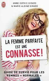 Couverture La Femme parfaite est une connasse !