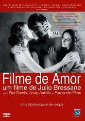 Affiche A love movie