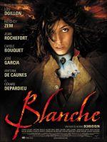 Affiche Blanche