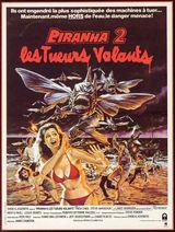 Affiche Piranha 2 : Les Tueurs volants