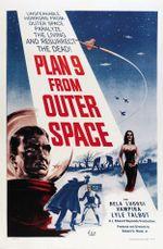 Affiche Plan 9