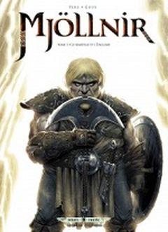 Couverture Le marteau et l'enclume - Mjöllnir, tome 1