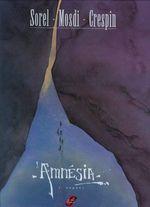 Couverture Orphée - Amnésia, Tome 1.