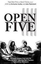 Affiche Open Five