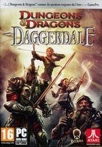 Jaquette Donjons & Dragons : Daggerdale