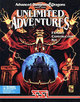 Jaquette Unlimited Adventures