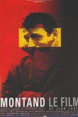Affiche Montand, le film