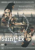 Affiche Saint-Ex