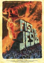 Affiche Fist of Jesus
