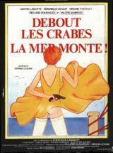 Affiche Debout les crabes, la mer monte !