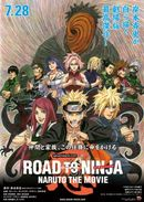 Affiche Naruto the Movie : Road to Ninja