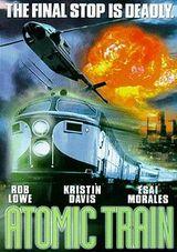 Affiche Atomic Train