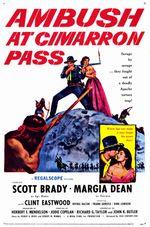 Affiche Ambush at Cimarron Pass