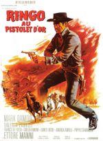 Affiche Ringo au pistolet d'or