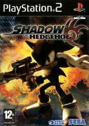 Jaquette Shadow the Hedgehog