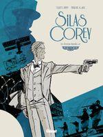 Couverture Le Réseau Aquila 2/2 - Silas Corey, tome 2