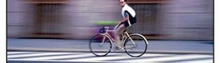 Cover A bicyclette