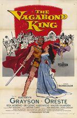 Affiche The Vagabond King