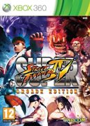 Jaquette Super Street Fighter IV Arcade Edition