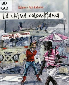 Couverture La Chiva Colombiana