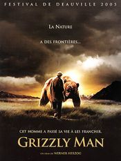 Affiche Grizzly Man