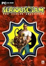 Jaquette Serious Sam : Second Contact