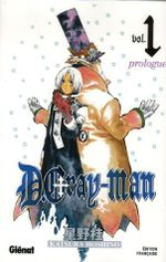 Couverture D.Gray-man