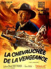 Affiche La Chevauchée de la vengeance
