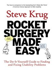 Couverture Rocket Surgery Made Easy