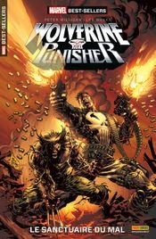 Couverture Wolverine / Punisher : Le Sanctuaire du mal
