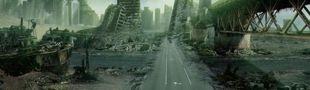 Cover L'univers Post Apocalyptique en BD