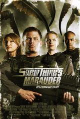Affiche Starship Troopers 3 : Marauder