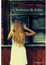 Couverture Le Mystérieux Mr Kidder