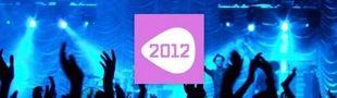 Cover Les meilleurs albums de 2012