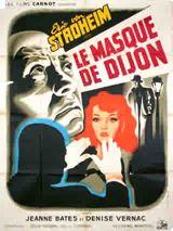 Affiche Le masque de Dijon