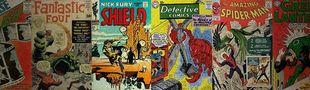 Cover Les meilleurs comics du Silver Age