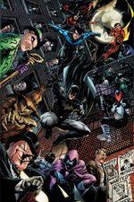 Couverture Batman : Gotham Underground