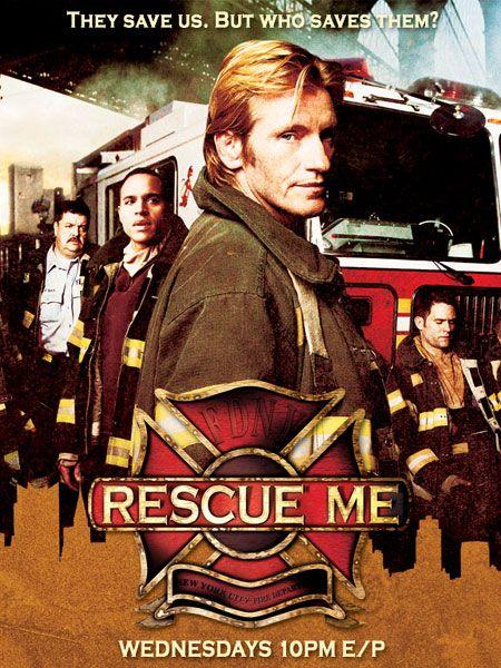 Rescue me:Les héros du 11 septembre   S01à 07 VF  Intégrale